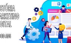 A História do Marketing Digital: surgimento, evolução e mudanças