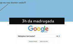 Meme Hoje eu vou dormir cedo – pesquisa as 3 horas da manhã no Google – Good Ads
